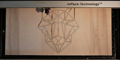 Découpeuse laser : Initiation au logiciel de dessin 2D, Inkscape.
