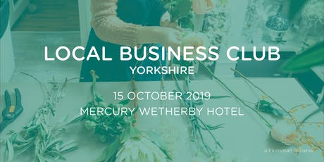 Local Business Club - Yorkshire tickets