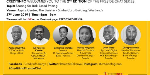 CREDITINFO FIRESIDE CHAT - 2ND SERIES