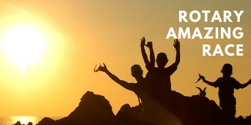 Rotary Amazing Race