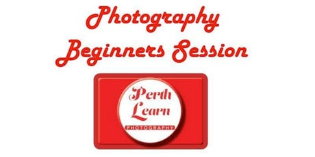 Photography Beginner's Session tickets