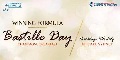NSW | 2019 Winning Formula Bastille Day Champagne Breakfast