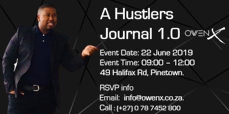 A Hustlers Journal 1.0 tickets