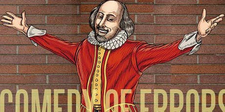 The Comedy of Errors at the Westside Shakespeare Festival - Opening Night, June 28 at 7:30pm tickets