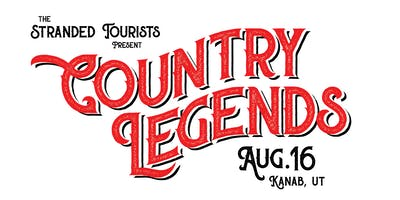 COUNTRY LEGENDS @ the Western Legends Round-up