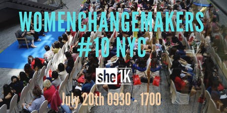 WomenChangemakers #10 NYC tickets