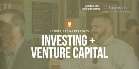 Bunker Brews Nashville: Investing and Venture Capital tickets