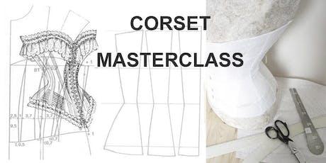 Corset Masterclass tickets