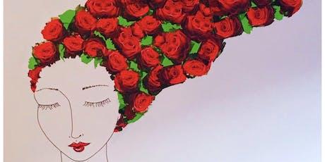 Whimsical Girl Collage Workshop - Blackburn South tickets