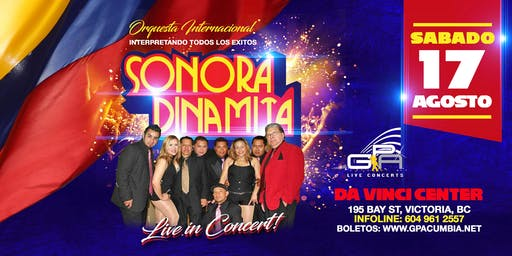 La Orquesta Internacional Sonora Dinamita