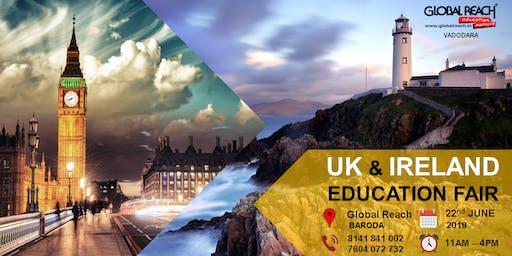 UK & IRELAND Education Fair