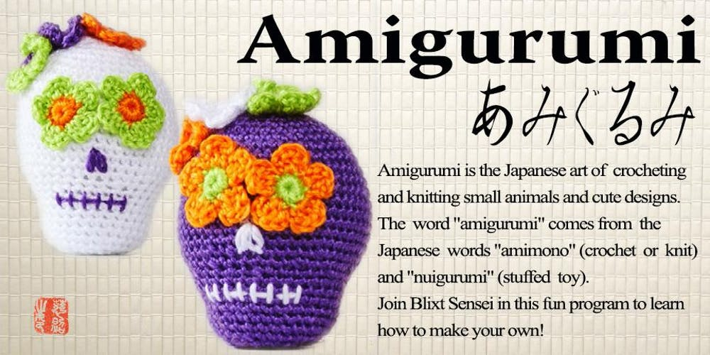 Wednesday Amigurumi class Tickets, Wed, Sep 4, 2019 at 6:30 PM