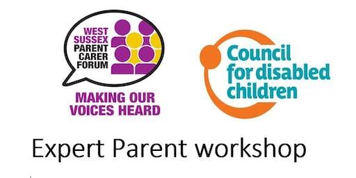 Expert Parent Workshop