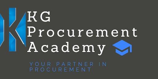 Kronos Group Procurement Excellence Academy