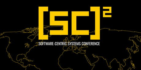 Software-Centric Systems Conference tickets