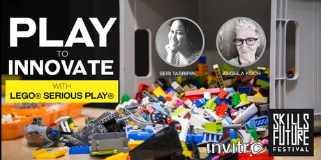 Play to Innovate with LEGO® SERIOUS PLAY® tickets