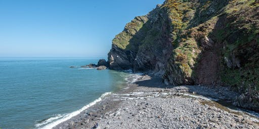 Introduction to landscape photography: guided walk in the Heddon Valley