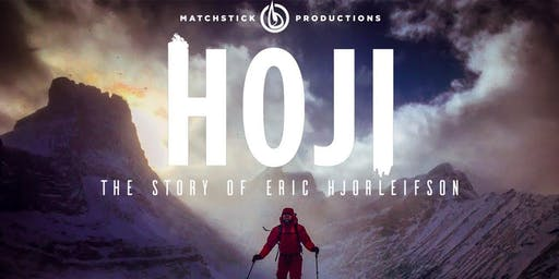 Melbourne Arc'teryx Rooftop screening of Hoji Movie
