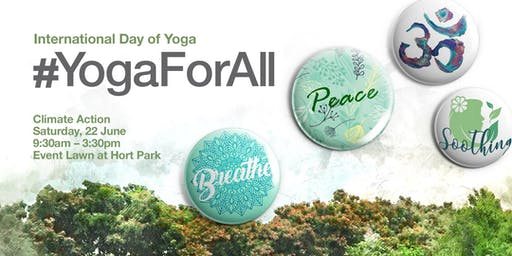 #YogaForAll Community Event - International Day of Yoga