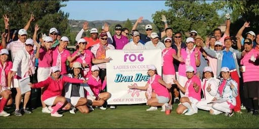 Go Pink Golf for the Cure