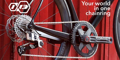 ROTOR 1x13 Groupset Launch tickets
