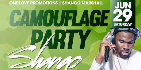 VYBZ Saturdays *CAMOUFLAGE MILITARY WEAR PARTY**Reggae | Afrobeat | Hip Hop | Soca**  tickets