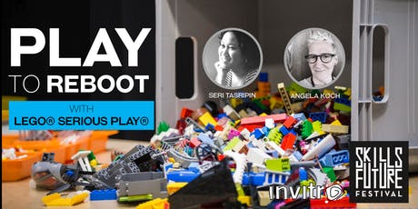 Play to Reboot with LEGO® SERIOUS PLAY® tickets