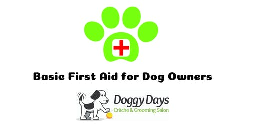 Canine First Aid Workshop