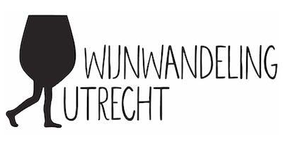 Wijnwandeling Utrecht - 5e editie - zondagmiddag 29 september