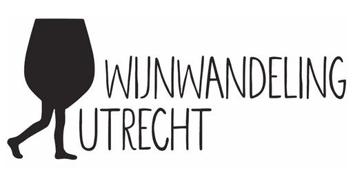 Wijnwandeling Utrecht - 5e editie - zondagmiddag 29 september (UITVERKOCHT)
