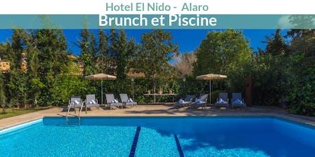 Brunch et Piscine à l'hôtel El Nido à Alaro tickets