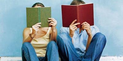 Teen Book Club Brain Dump  #1