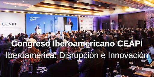Fin de semana Barcelona Tierra de Sabores 27-29 sept. ACTIVIDAD EXCLUSIVA PRE-CONGRESO CEAPI 2019