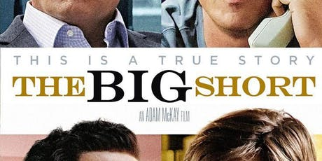 "Movie ""The Big Short"" @Girrawheen Library tickets"