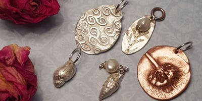 Get Creative with Silver Clay ~ Wednesdays