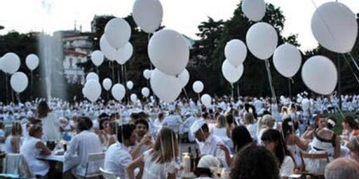 CFM / White Party alla Rotonda della Besana con OPEN WINE
