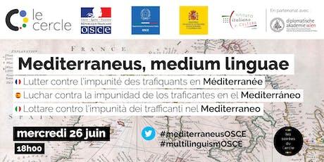 Mediterraneus, medium linguae tickets