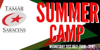 Tamar Saracens Rugby Club - Summer Camp