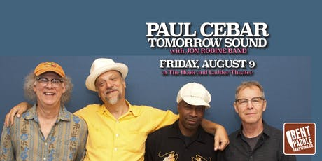 Paul Cebar Tomorrow Sound tickets