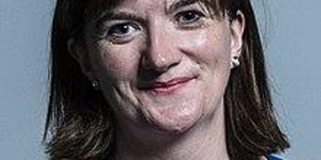 Drinks with Nicky Morgan tickets