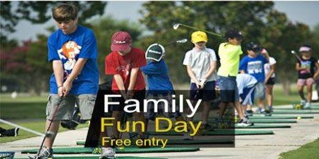 Durham City Golf Club Family Day tickets