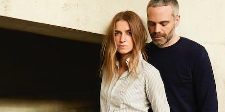 "Joana Preiss et Olivier Martinaud lisent ""I love Dick"" de Chris Kraus billets"