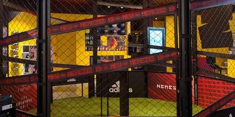 adidas Football Cage - Women's Cup biglietti