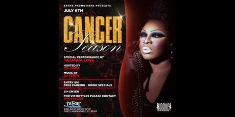 CANCER SEASON  tickets