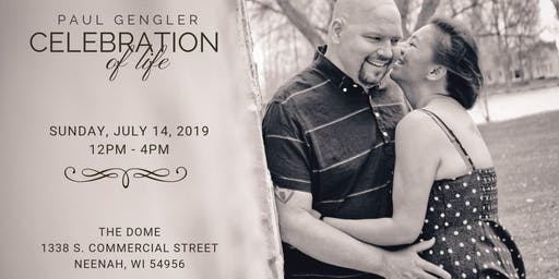 Paul Gengler Celebration of Life