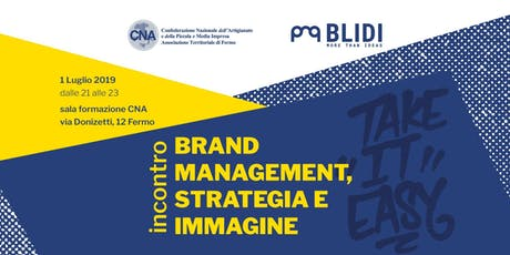 Brand Management, strategia e immagine tickets