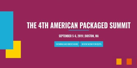 4th American Packaged Summit - Free Registration tickets