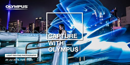 CAPTURE WITH OLYMPUS - LIGHT PAINTING PHOTOGRAPHY (KL)