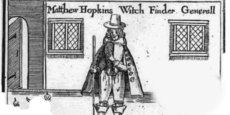 FREE TALK: Did Matthew Hopkins fail as a Witch-hunter in Great Yarmouth? tickets
