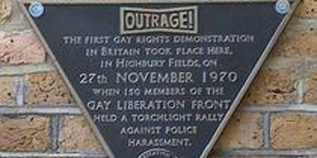 Islington's Pride - A guided walk through Holloway's LGBT History  tickets